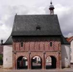 Karolingische Torhalle in Lorsch (2016)