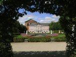 Kurfürstliches Schloss und Konstantinsbasilika in Trier (2008)