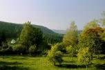 Freudenstadt im Schwarzwald: Christophstal mit dem Bärenschlössle