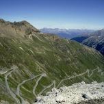 Stilfserjoch in Südtirol (1988)