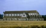 Zisterzienserkloster Pontigny in Burgund (1995)