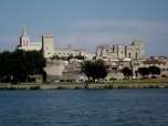 Avignon mit dem Papstpalast (2013)
