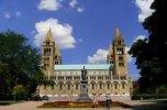 Dom von Fünfkirchen [ung. Pécs] in Südungarn