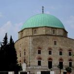 Kirche, früher Moschee in Fünfkirchen [ung. Pécs] in Südungarn (2015)