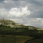 Zipser Burg in der Slowakei (2004)