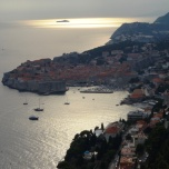 Blick auf Dubrovnik (2015)