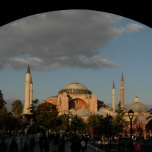 Hagia Sophia in Istanbul (2014)