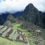 Machu Picchu in Peru (2005)