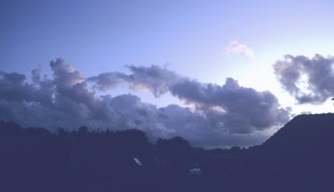 Himmel über Norddeutschland