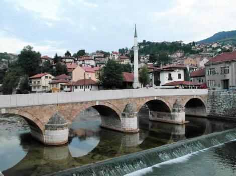 Bild von Sarajewo