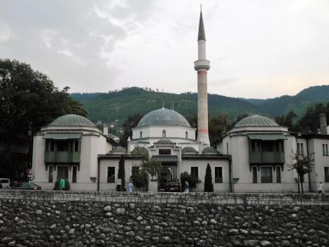 Sarajevo: Kaisermoschee (2015)