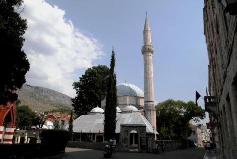 Bild Mostar Karadoz Beg-Moschee