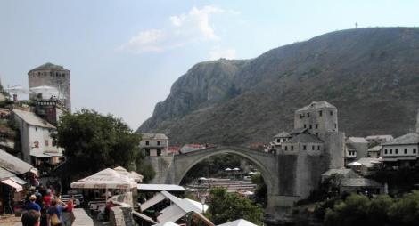 Bild Mostar Alte Brücke
