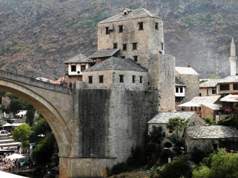 Bild Mostar (Herzegowina) Alte Brücke