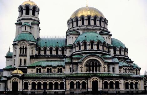 Bild Sofia Alexander Newski-Kathedrale