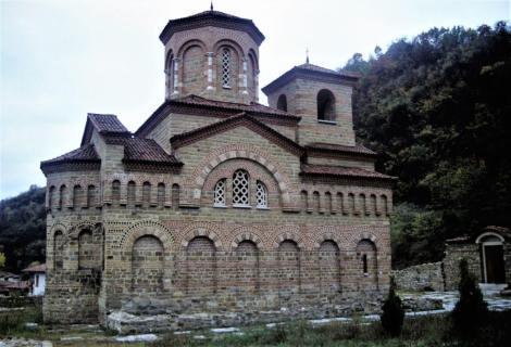 Tirnovo [Veliko Târnovo]: Demetriuskirche (1990)