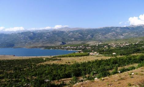 Bild Nähe Maslenica