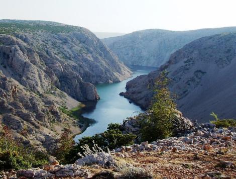 Zrmanja-Canyon