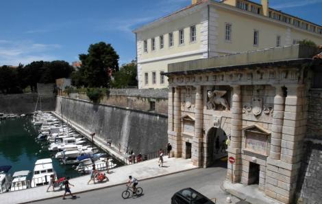 Zadar Landtor