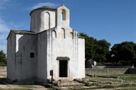 Bild von Nin Heilig-Kreuz-Kirche