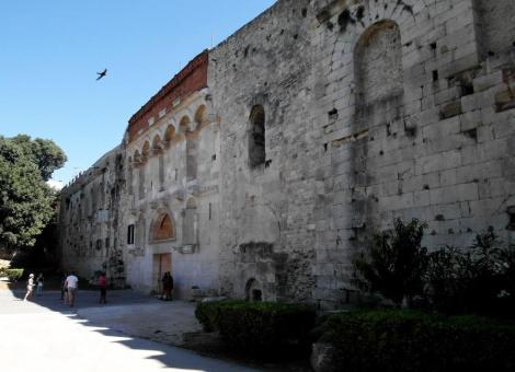 Split: Diokletianspalast