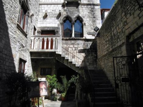 Split: Papalic-Palast