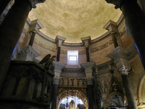 Split: Diokletianspalast - Kathedrale (2016)