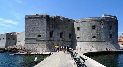 Dubrovnik: Johannesfestung (2015)