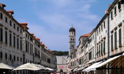 Dubrovnik: Stradun (2015)