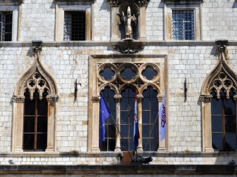 Dubrovnik: Sponza-Palast (2015)