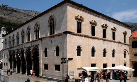 Dubrovnik: Rektorenpalast (2015)