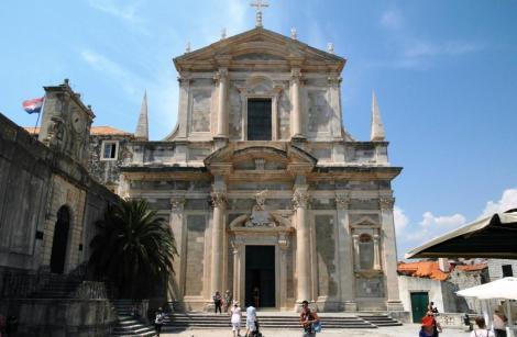 Dubrovnik: Jesuitenkirche (2015)