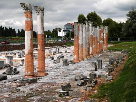 Aquileia: römisches Forum (2017)