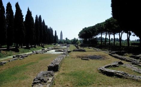 Aquileia: römischer Hafen (1988)