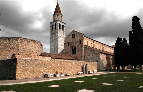 Bild des Domes in Aquileia