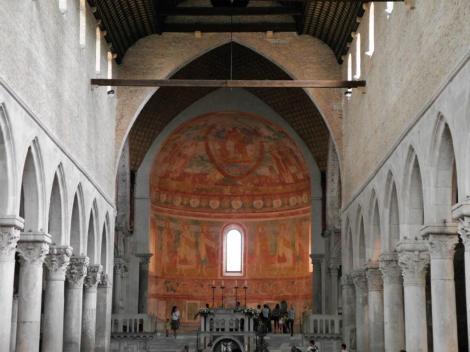Aquileia: Dom - Chor (2017)