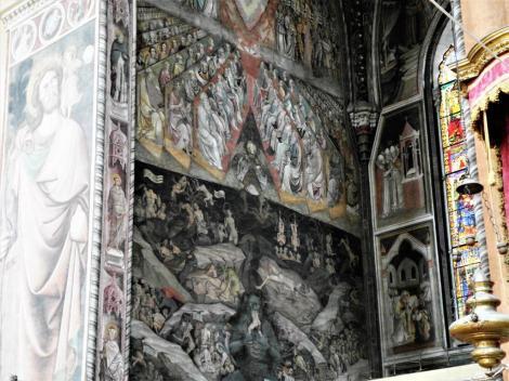 Kirche San Petronio: Cappella Bolognini (2017)
