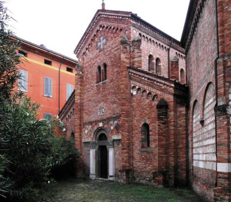 Kirchenkomplex Santo Stefano: Kirche der Hl. Vitalis und Agricola (2017)