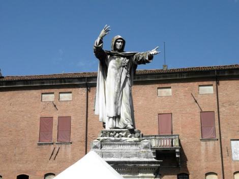 Savonarola-Denkmal (2017)
