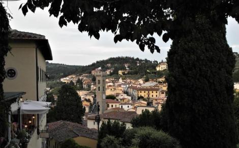 Blick auf Fiesole (2017)