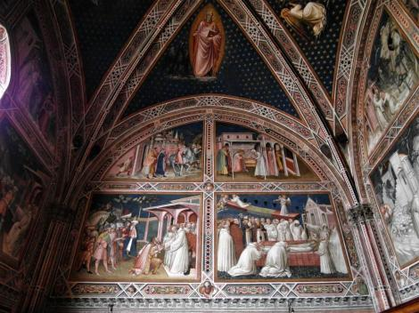 San Miniato al Monte: Sakristei (2017)