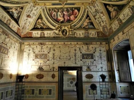 Palazzo Vecchio: Saal Lorenzos des Prächtigen (2017)