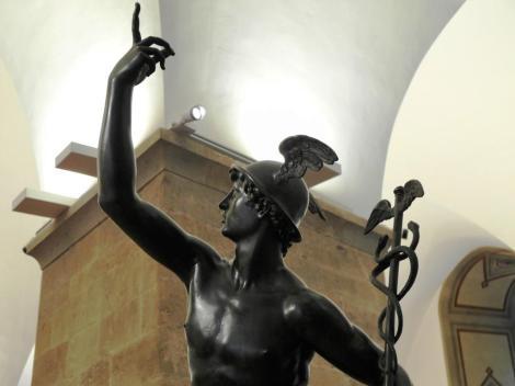 "Bargello: ""Merkur"" von Giambologna (2017)"