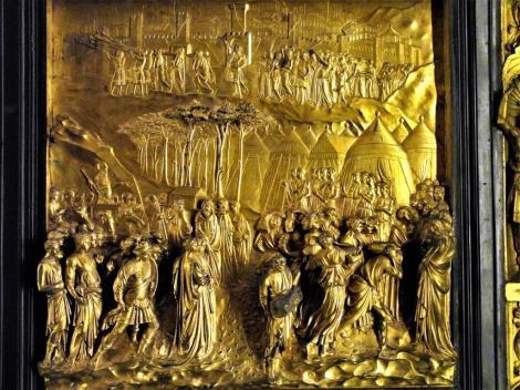 Dommuseum: Paradiestür des Baptisteriums von Ghiberti [Original] (2017)