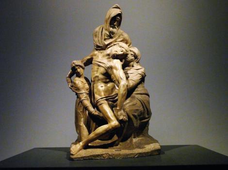 """Dommuseum: """"Pieta"""" von Michelangelo (2017)"""