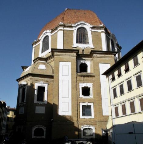 San Lorenzo: Fürstenkapelle (2017)