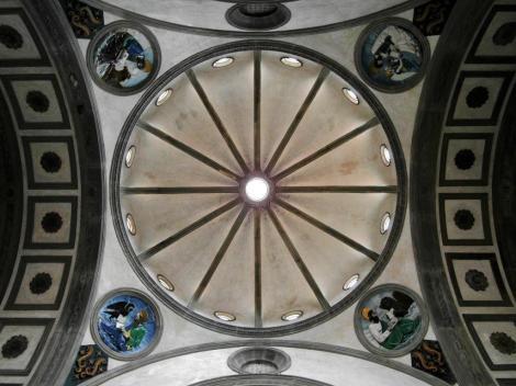 Santa Croce: Pazzi-Kapelle (2017)
