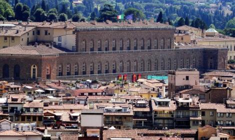 Palazzo Pitti [Blick vom Campanile] (2017)