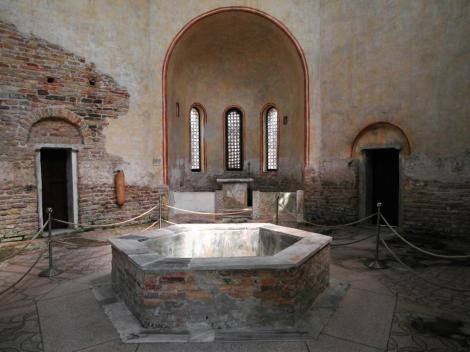 Grado: Baptisterium (2017)