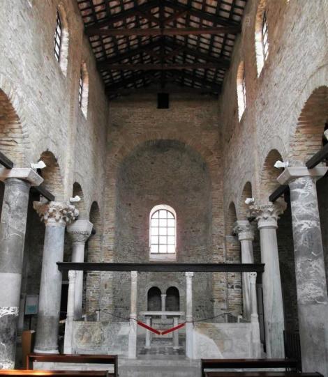 Grado: Kirche Santa Maria delle Grazie (2017)